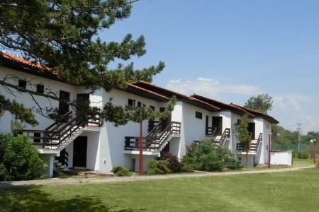Komplex Ada Bojana - Dotované Pobyty 50+ - hotel