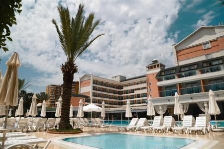 Insula Resort Hotel, Turecko, Alanya