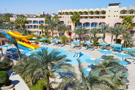 Hotel Le Pacha Resort, Egypt, Hurghada