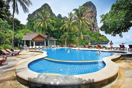Hotel Railay Bay Resort & Spa, Thajsko, Krabi