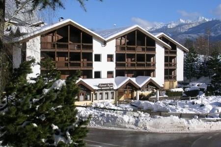 Residence Des Alpes - v březnu