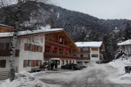Hotel & Chalet Diamant - v dubnu