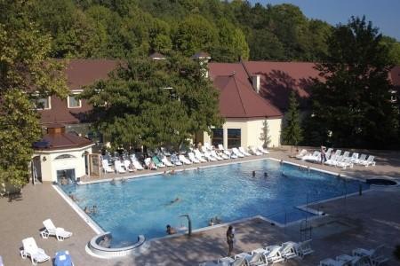 Kúpele Bojnice - podzimní dovolená