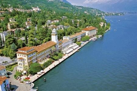 Grand Hotel Gardone - luxusní dovolená