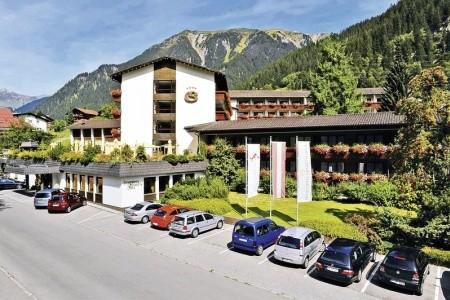 Sporthotel Silvretta Montafon - polopenze