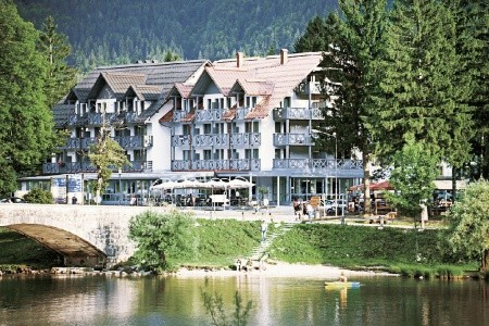 Hotel Jezero, Slovinsko, Bohinj