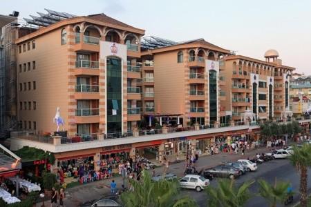 Tac Premier Hotel & Spa - Rodinný Pokoj, Turecko, Alanya