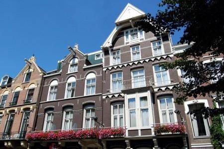 Prinsen Hotel Amsterdam Snídaně