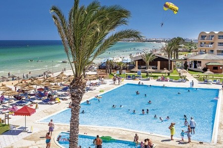 Magic Hotel Skanes Family Resort & Aquapark, Tunisko, Monastir