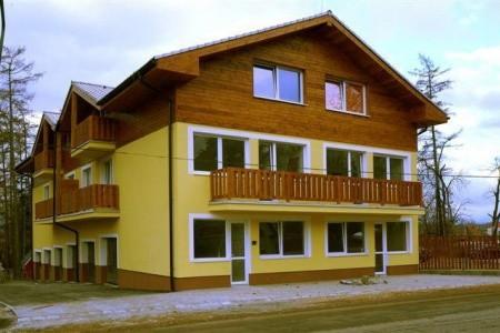 Apartmánový Dům Tatry Holiday - apartmány