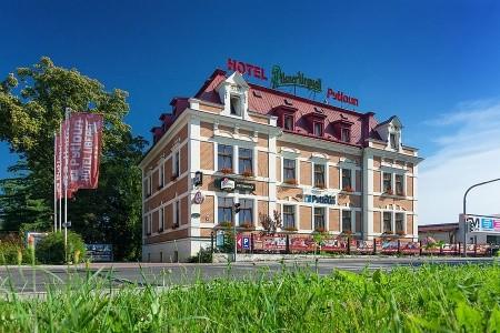 Hotel Pytloun Liberec - Liberec v říjnu