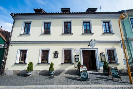 Hotel Galerie - Ubytování v Jižních Čechách