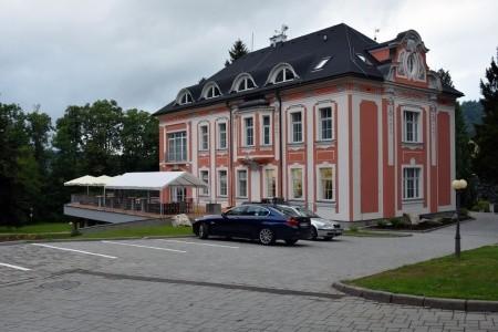 Wellness & Spa Hotel Villa Regenhart, Česká republika, Jeseníky