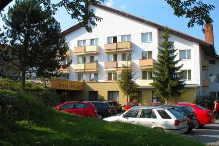 Hotel Čingov - v listopadu