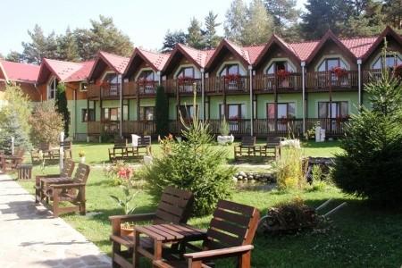 Park Hotel Čingov - Slovensko - dovolená