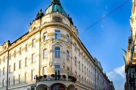 Grand Hotel Union - Ljubljana - Last Minute a dovolená