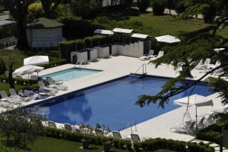 Hotel Acquaviva Del Garda - v dubnu