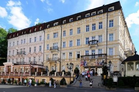 Sanatorium Kriváň - Karlovy Vary v listopadu