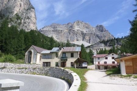 Al Sasso Di Stria - lyžování