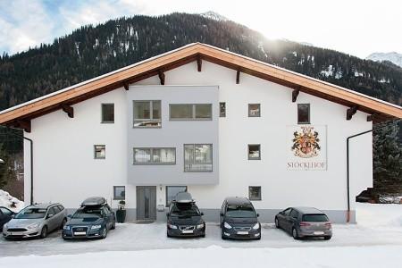 Stöcklhof - St. Anton - Rakousko