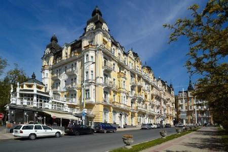 Spa Hotel Palace Zvon - Last Minute a dovolená