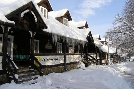Hotel Švýcarské Domky - snídaně