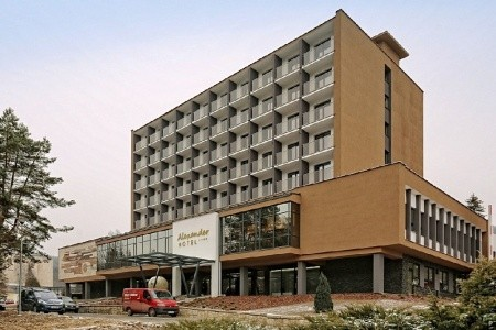 Hotel Alexander - plná penze