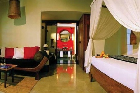 Maya Ubud Resort Bali Plná penze