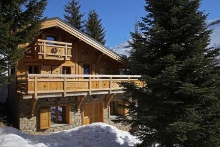 Chalet Odalys Les Alpages - luxusní dovolená