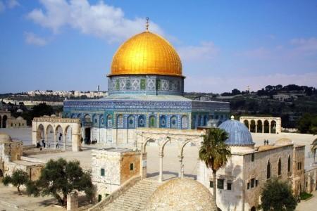 Velký okruh Izraelem Polopenze First Minute