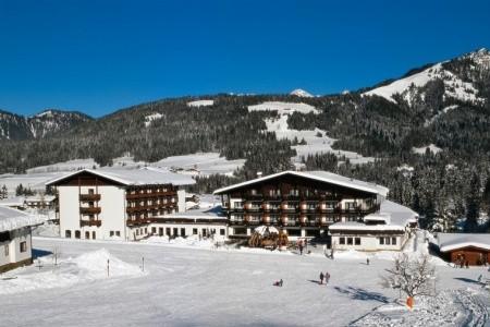 Sporthotel Fontana S Bazénem – Fieberbrunn - Tyrolsko - recenze - Rakousko