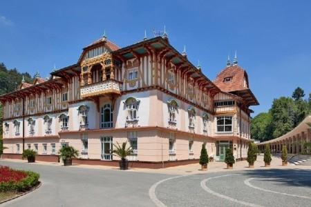 Hotel Jurkovičův Dům - Luhačovice v prosinci