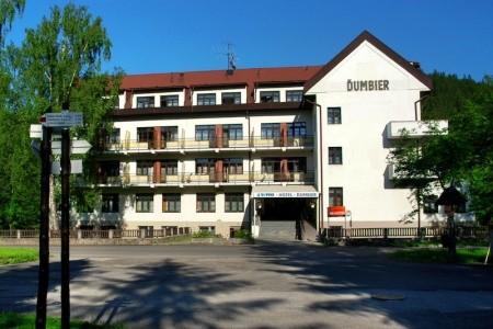 Hotel Ďumbier - lyžování
