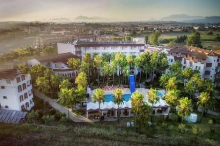 Nergos Garden Hotel - v květnu