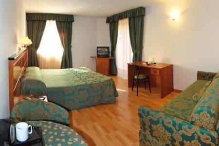 Hotel Aprica - v březnu