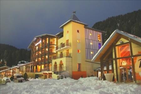 Hotel Design Oberosler - hotely