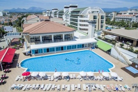 Throne Seagate Belek Ultra All inclusive