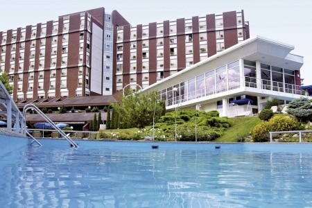 Health Spa Hotel Aqua, Maďarsko, Balaton