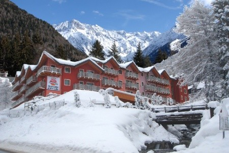 Rezidence Adamello Resort ****, Itálie, Dolomiti Brenta (Val di Sole)