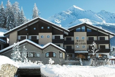 Hotel Alle Tre Baite Tbo- Santa Caterina Valfurva
