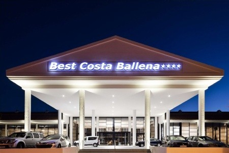 Hotel Best Costa Ballena - slevy