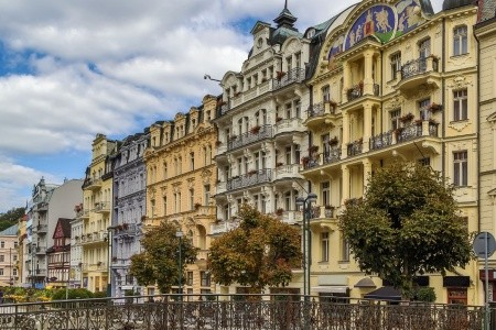 Karlovy Vary - Astoria Hotel & Medical Spa A Art Deco Wolker