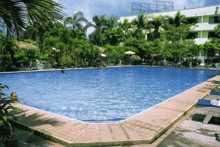 Hotel Palm Garden - v červenci
