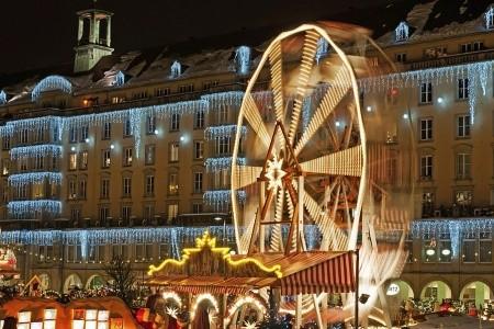 Adventní Drážďany - v prosinci