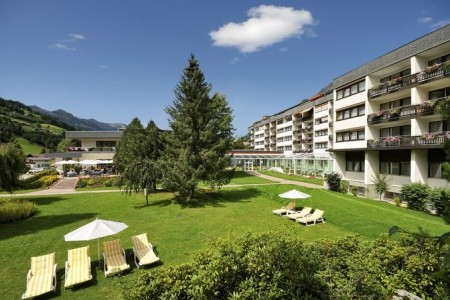 Cesta Grand Aktivhotel & Spa, Rakousko, Bad Gastein