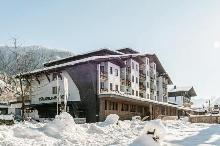 Hotel Tauernhof - plná penze