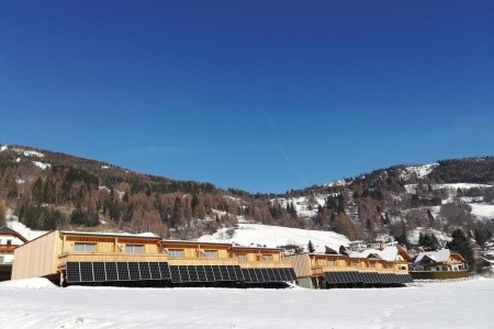 Sonnenbahn - ubytování