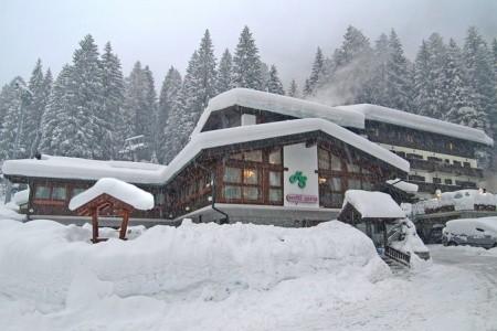 Hotel Selva S Bazénem Pig- Folgarida Di Dimaro - ubytování