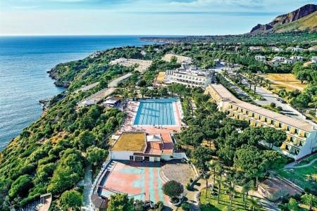 Hotel Citta Del Mare - letecky all inclusive