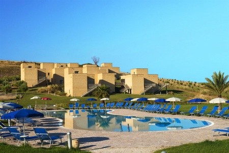 Hotel Menfi Beach - letecky all inclusive